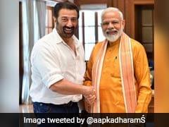 लोकसभा चुनाव रुझान में BJP के शानदार प्रदर्शन पर धर्मेंद्र ने पीएम को बताया 'फकीर बादशाह', बोले- अच्छे दिन...