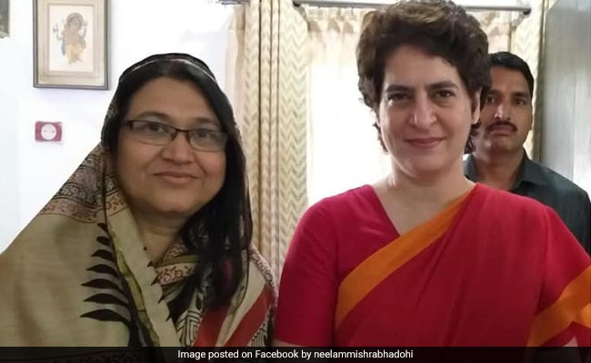 कांग्रेस को झटका: प्रियंका गांधी पर लगाया अपमान करने का आरोप, फिर नेताओं ने दिया पार्टी से इस्तीफा