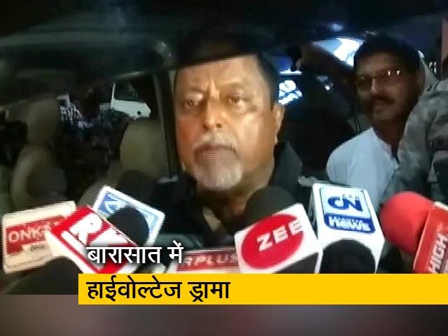 Videos : पश्चिम बंगाल में गुजरात से आए BJP कार्यकर्ताओं को पुलिस ने होटल से निकाला