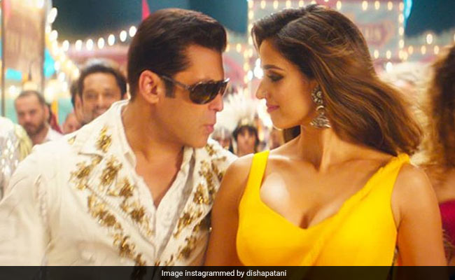 Disha Patani On Working With Salman Khan In Bharat: He's Very Grounded