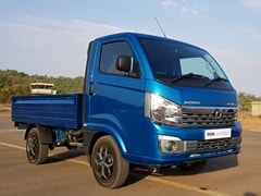 Tata Motors Launches Intra Compact Truck In Nepal