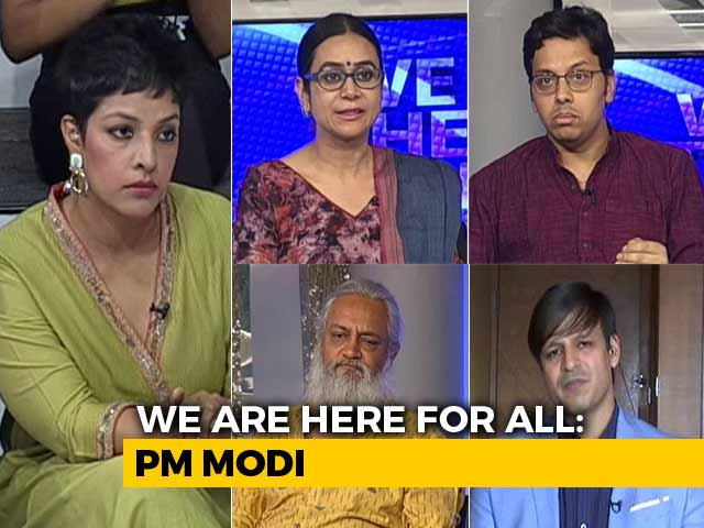 "Video : After Polarised Elections, PM Message On ""Inclusive"" Future"