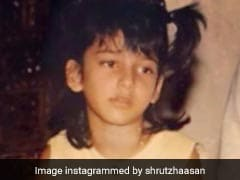 Shruti Haasan Describes Her 'Current Mood' With The Best Throwback Pic And Caption