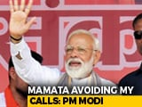 "Video : ""Didn't Respond To My Calls On Cyclone, Such Is <i>Didi</i>'s Arrogance"": PM"