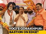 Video : Yogi Adityanath's Gorakhpur: Bastion On Edge?