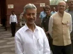 Ex-Diplomat S Jaishankar, Expert On China, Takes Over Foreign Ministry