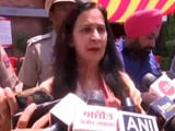 "Video : ""Congress Should Get A Clean Sweep In Punjab If We've Delivered"":  Navjot Kaur"