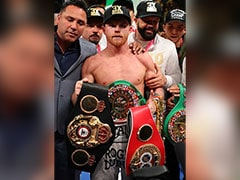 Saul Alvarez Outpoints Daniel Jacobs To Unify Middleweight World Titles