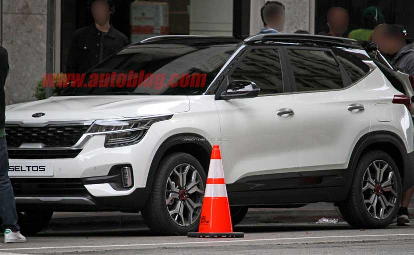 Kia SP2i Production Model Spotted Sans Camouflage; To Be
