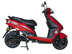Greaves Cotton Launches High-Speed Electric Scooter Ampere Zeal