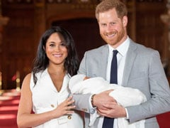 Prince Harry, Meghan Markle Show Off Their Baby Boy To The Public