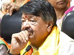 Congress Regime Responsible For Indore Coronavirus Spread: Kailash Vijaywargiya