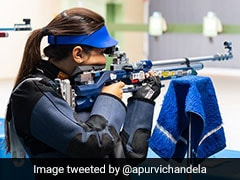 Apurvi Chandela Becomes World Number One In 10m Air Rifle ISSF Rankings