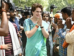 For Weaker Candidates, Congress Has A Strategy. Priyanka Gandhi Explains