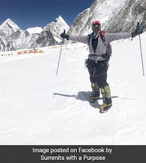 First Black Woman To Climb Mount Everest Says It 'Needed To Be Done'