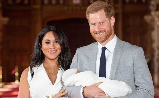 Christening Ceremony Of Baby Archie Will Be At Windsor Castle: Report