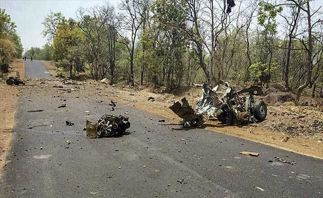 Top Maoist Leaders Named In Gadchiroli Blast Case