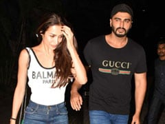 Arjun Kapoor On Being Photographed With Malaika Arora: 'We've Come Out Because Media Gave Us Dignity'