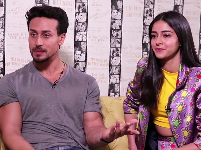 Video : Tiger Shroff On How He Handles His Stardom