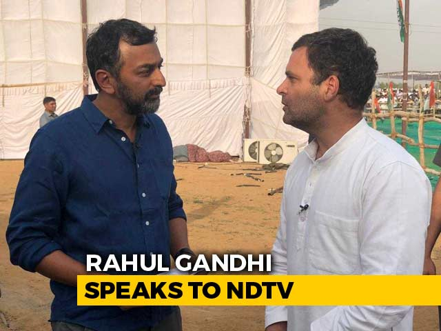 Video : Truth vs Hype Contenders: The Rahul Gandhi Interview