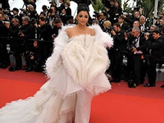 Cannes 2019: Aishwarya Rai Bachchan Is A Mermaid One Day, Angelic The Next. See Red Carpet Look