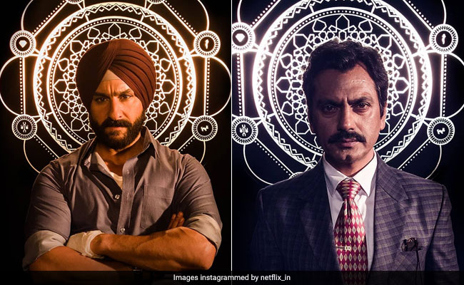 Sacred Games 2 New Posters: Saif Ali Khan And Nawazuddin Siddiqui Are Back