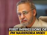 Video: First Impressions Of <i>PM Narendra Modi</i>