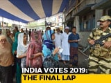 Video : PM Modi Among Candidates In Final Voting For Election Today