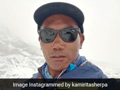 Nepali Climber Climbs Mount Everest For Record 25th Time