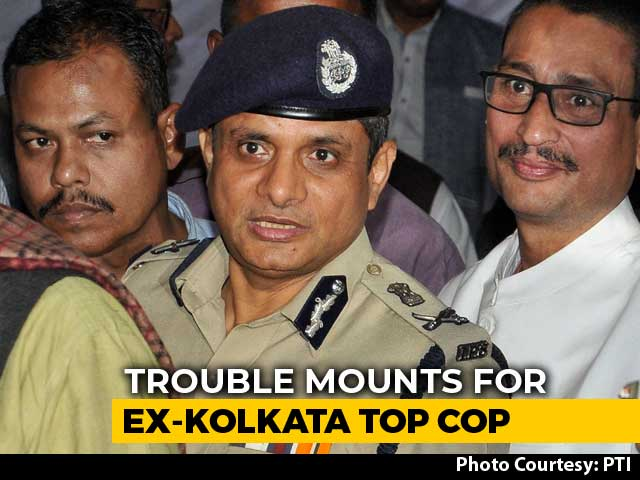 Video : CBI Summons Ex-Kolkata Top Cop, Arrest Likely Tomorrow: Sources