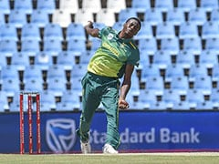 "South Africa Hopeful Kagiso Rabada Makes ""Full Recovery"" Ahead Of World Cup 2019"