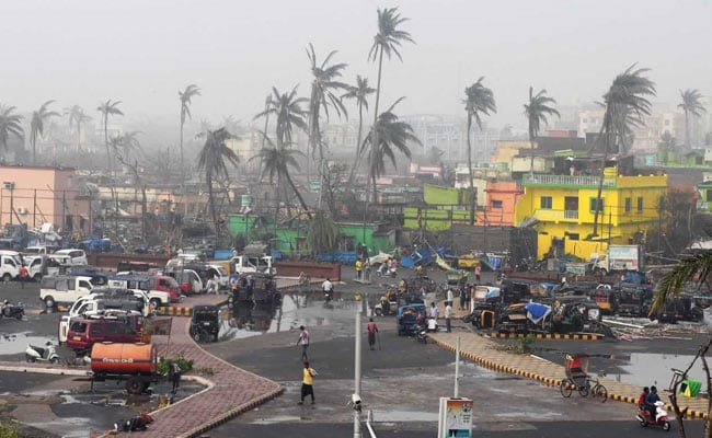 Cyclone Fani Odisha 43 Dead Protests After State Without