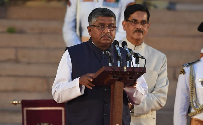 Aadhaar Valid Law, Does Not Violate Privacy: Ravi Shankar Prasad