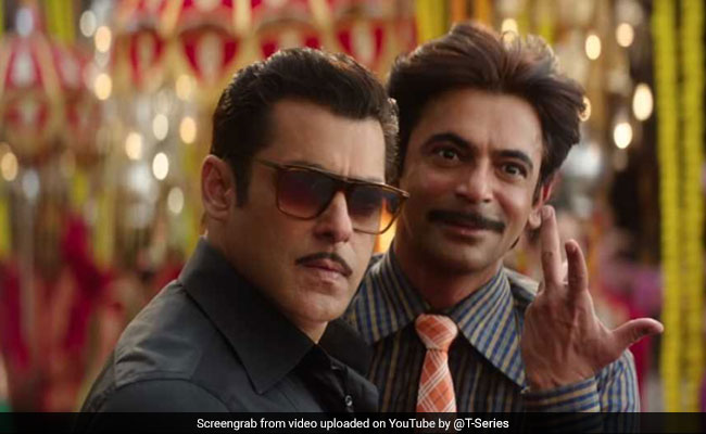 Bharat Actor Sunil Grover On Why He 'Felt Intimidated' Working With Salman Khan