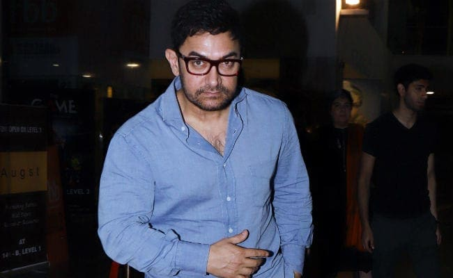 Aamir Khan Did Not Forget Sunny Leone's Birthday. What He Tweeted