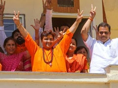 Pragya Thakur, Malegaon Accused, Leads In Bhopal, Digvijaya Singh Trails