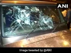 Lok Sabha Elections 2019: Vehicles Of BJP Leaders Mukul Roy, Samki Bhattacharya Damaged In Bengal