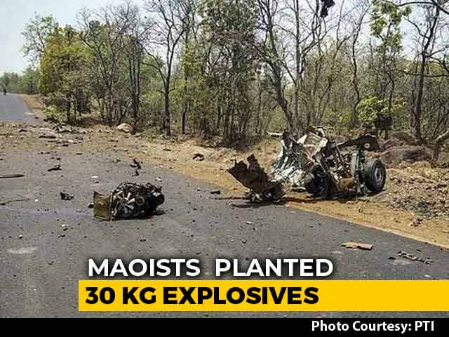 Video : Intelligence Lapses? How The Maoist Attack In Gadchiroli Unfolded