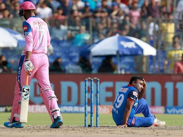 DC vs RR: Thats How Amit Mishra narrowly missed another big history