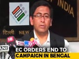 Video : Bengal Campaigning To End Tomorrow Due To Violence At Amit Shah Roadshow