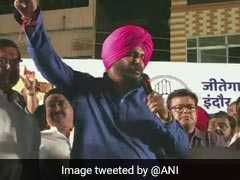 "<i>""Kale Angrez""</i>: Navjot Singh Sidhu's Latest Attack On BJP"