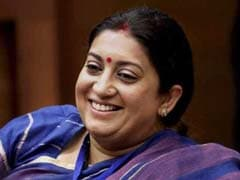Smriti Irani To Construct Her Own House In Amethi