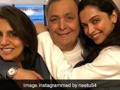 'Adorable Deepika Padukone': Rishi Kapoor And Neetu Had Another Visitor In New York