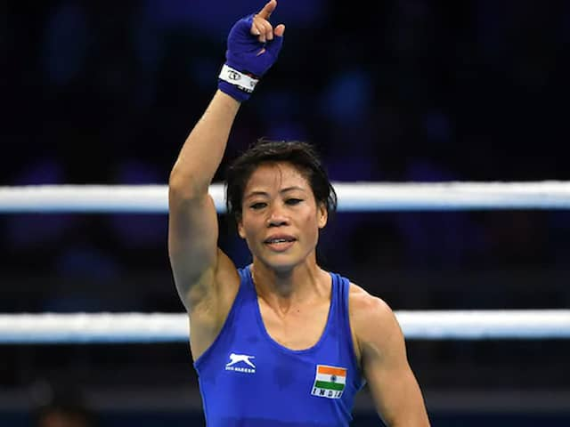 Mary Kom To Make Competitive 51-Kg Debut At India Open