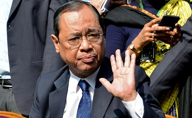 """""""Will Visit J&K High Court"""": Chief Justice Of India Reacts To Allegations"""