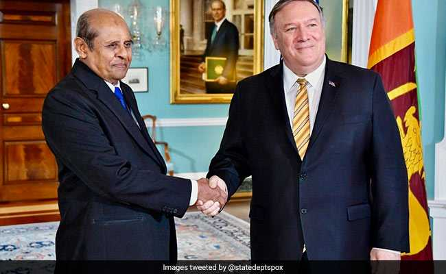US Says Supports Sri Lanka's Fight Against Terror, Offers $480 Million Aid