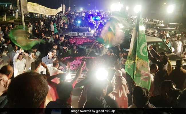 'An Amazing Scene': Nawaz Sharif On Lahore Roadshow As He Returns To Jail