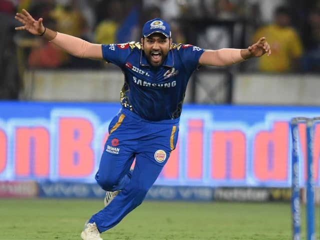 Collective Effort, Decision-Making A Trend At Mumbai Indians, Says Rohit Sharma