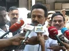 """Even If Favourable, Don't Believe In Exit Polls"": DMK Chief MK Stalin"