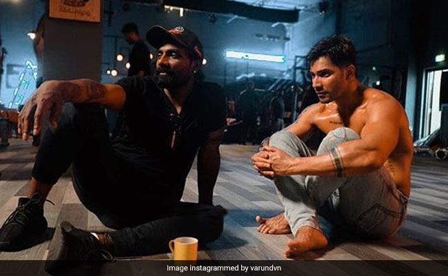 Varun Dhawan Broke Down On The Sets Of Street Dancer 3D While Shooting For An Emotional Song
